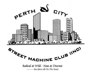 Perth City Street Machine Club supporting The Vintage Collective Markets Perth