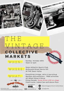 vintage markets perth